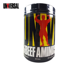 UNIVERSAL 100% BEEF AMINOS 400 Tablets