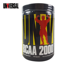 UNIVERSAL BCAA 2000 120 Capsules