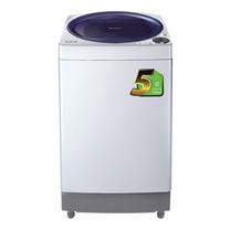 SHARP เครื่องซักผ้าฝาบน รุ่น ES-U80GT-A ขนาด 8 กก.