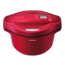 หม้อไฟฟ้า SHARP ความจุ 2.4 ลิตร รุ่น KN-H24XA NEW (Healsio Hot Cook)