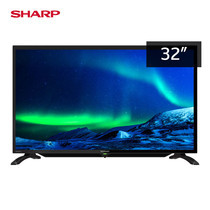 SHARP AQUOS LED Digital TV 32 นิ้ว รุ่น LC-32LE280X - Black