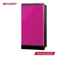 SHARP ตู้เย็น 1 ประตู New Generation Series ขนาด 6.5Q รุ่น SJ-G19S