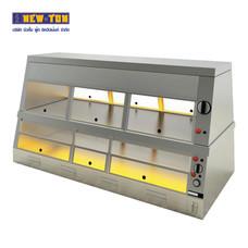 Fabristeel Heated counter warmer รุ่น HCW3 (จัดส่งฟรีเฉพาะกรุงเทพฯและปริมณฑล)