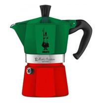 Bialetti หม้อต้มกาแฟสด รุ่น Moka Express ITALY 3 CUPS (BL-0005322) ขนาด 3 ถ้วย