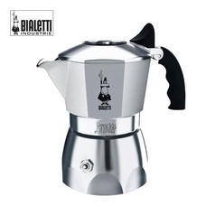 Bialetti หม้อต้มกาแฟเอสเปรซโซ่ รุ่น New Brikka (BL-0006184) ขนาด 4 ถ้วย