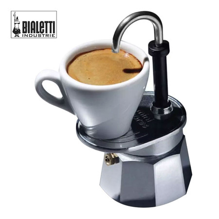 Bialetti หม้อต้มกาแฟ รุ่น MINI EXPRESS (BL-0001281) ขนาด 1 ถ้วย