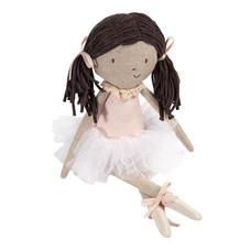 Mamas & Papas ตุ๊กตาเด็กผู้หญิงในชุดบัลเลต์ My First Ballerina Doll
