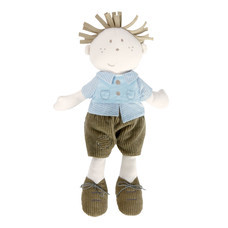 Mamas & Papas ตุ๊กตาเด็กผู้ชาย Once Upon A Time - Soft Toy Billy