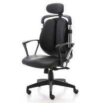 Ergotrend เก้าอี้เพื่อสุขภาพเออร์โกเทรน รุ่น Dual-01BPP สีดำ