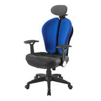 Ergotrend เก้าอี้เพื่อสุขภาพ รุ่น Dual-07UFF - สีฟ้า