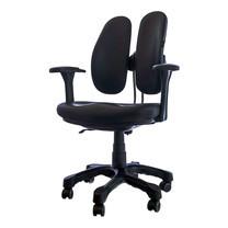 Ergotrend เก้าอี้เพื่อสุขภาพ รุ่น Dual-04BPP - สีดำ