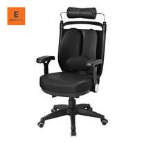 Ergotrend เก้าอี้เพื่อสุขภาพ รุ่น Dual-08BFP - เบาะผ้าดำ