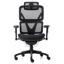 Ergotrend เก้าอี้เพื่อสุขภาพ เก้าอี้ทำงาน เก้าอี้สำนักงาน เออร์โกเทรน รุ่น DOOM-01 BMF สีดำ