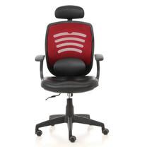 Ergotrend เก้าอี้เพื่อสุขภาพ เก้าอี้ทำงาน เก้าอี้สำนักงาน เออร์โกเทรน รุ่น Wifi-01RMP สีแดง