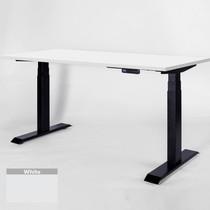 โต๊ะเพื่อสุขภาพเออร์โกเทรน Sit 2 Stand GEN3 Top-White 120*60