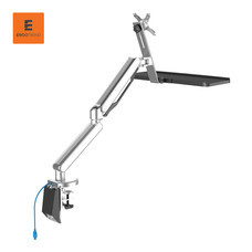 Ergotrend แขนจับหน้าจอ (Monitor Arm) รุ่น Single M