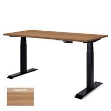โต๊ะเพื่อสุขภาพเออร์โกเทรน Sit 2 Stand GEN3 Top-Capucino 120*60