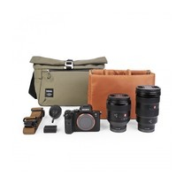 Hellolulu กระเป๋ากล้อง รุ่น BC-H30027-01 MORLEY - BEIGE GRAY