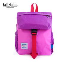 HELLOLULU กระเป๋าเป้ขนาดเล็ก รุ่น BC-H20002-08 LINUS - สี Purple / Neon Pink