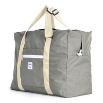 HELLOLULU กระเป๋าพับได้ รุ่น HALI 35L Packable Boston Bag BC-H80013-08 - สี Light Gray