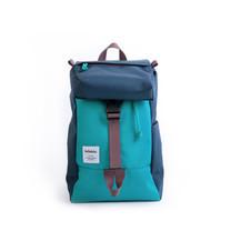 Hellolulu กระเป๋าเด็ก รุ่น BC-H20007-02 MINI SUTTON - NAVY SKY BLUE
