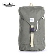 HELLOLULU กระเป๋าเป้ รุ่น BC-H80012-08 FRAN Packable Backpack 25L - สี Light Gray