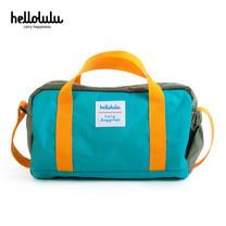 HELLOLULU กระเป๋าขนาดเล็ก รุ่น BC-H20006-06 VALO - สี Olive / Lake Green
