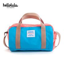 HELLOLULU กระเป๋าขนาดเล็ก รุ่น BC-H20006-05 VALO - สี Neon Orange / Light Blue