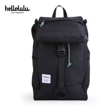 HELLOLULU กระเป๋าเป้ รุ่น BC-H50110-07 Sutton All-Day Ruckpack - สี Black