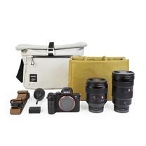 Hellolulu กระเป๋ากล้อง รุ่น BC-H30027-03 MORLEY - LIGHT GRAY