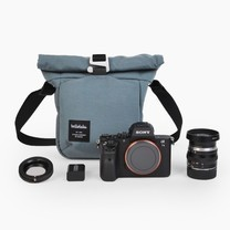 Hellolulu กระเป๋ากล้อง รุ่น BC-H30026-02 NORRIS - STEEL BLUE