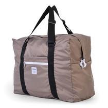 HELLOLULU กระเป๋าพับได้ รุ่น HALI 35L Packable Boston Bag BC-H80013-09 - สี Brown
