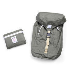 HELLOLULU กระเป๋าเป้ รุ่น FRAN 25L Packable Backpack BC-H80012-08 - สี Light Gray