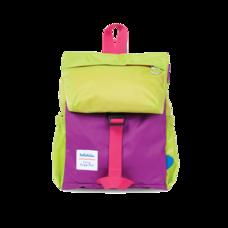 Hellolulu กระเป๋าเด็ก รุ่น BC-H20002-04 LINUS - PURPLE LIME