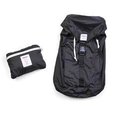 HELLOLULU กระเป๋าเป้ รุ่น FRAN 25L Packable Backpack BC-H80012-07 - สี Black