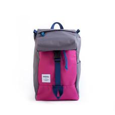 Hellolulu กระเป๋าเด็ก รุ่น BC-H20007-03 MINI SUTTON - DARK GRAY PINK