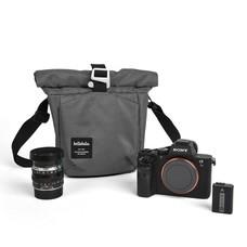 Hellolulu กระเป๋ากล้อง รุ่น BC-H30026-65 NORRIS - Charcoal Gray