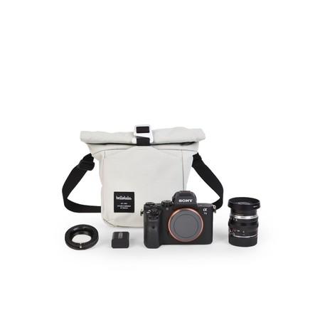 Hellolulu กระเป๋ากล้อง รุ่น BC-H30026-03 NORRIS - LIGHT GRAY