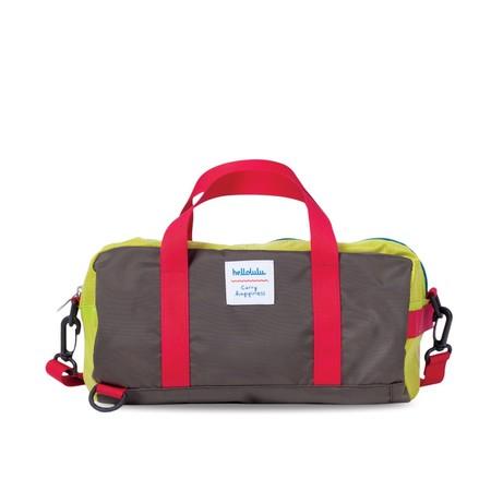 Hellolulu กระเป๋าเด็ก รุ่น BC-H20005-02 BOBO - OLIVE BROWN LIME