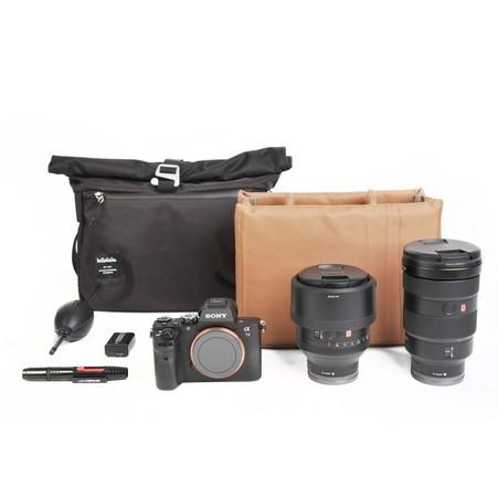 Hellolulu กระเป๋ากล้อง รุ่น BC-H30027-06 Morley - Black
