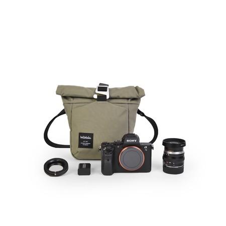 Hellolulu กระเป๋ากล้อง รุ่น BC-H30026-01 NORRIS - BEIGE GRAY