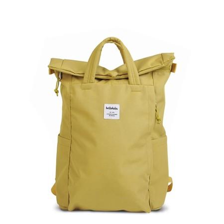 Hellolulu Tate-Mustard Yellow H50150-05