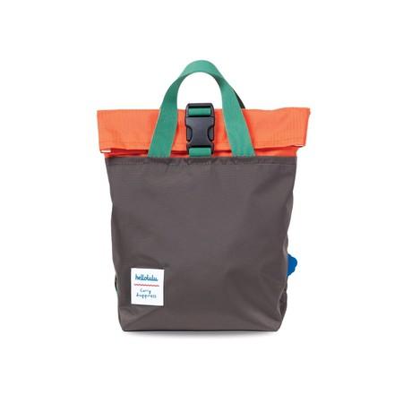 Hellolulu กระเป๋าเด็ก รุ่น BC-H20001-03 JAZPER - OLIVE BROWN ORANGE