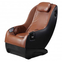 Makoto เก้าอี้นวดไฟฟ้า รุ่น A150 - Black/Orange/Coffee Brown