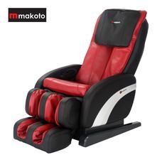 Makoto เก้าอี้นวดไฟฟ้า รุ่น CM 180 - Red/Black