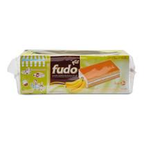 ฟูโด้ เลเยอร์เค้ก กลิ่นกล้วยหอม ขนาด18 ก. แพ็ก 24 ชิ้น