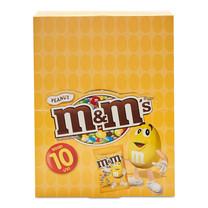 M&M ช็อกโกแลต พีนัท 14.5 กรัม x 20 ชิ้น