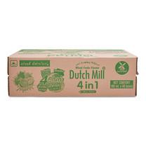 ดัชมิลล์ 4อิน1 นมยูเอชที รสผลไม้รวม 180 มล. แพ็ก 48 กล่อง