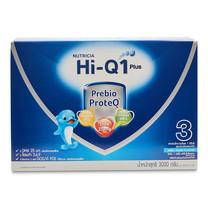 ไฮคิว 1 พลัส พรีไบโอโพรเทก (รสจืด) 3000 ก. x1 กล่อง