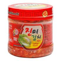 กิมจิผักกาดขาวจิมมี่ กระปุกละ 1 กิโลกรัม